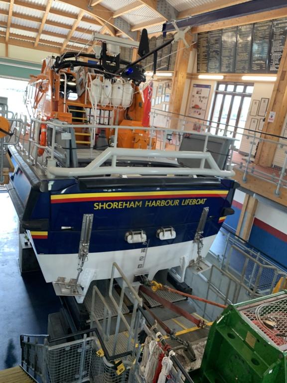 Shoreham Harbour lifeboat   C1dfa810