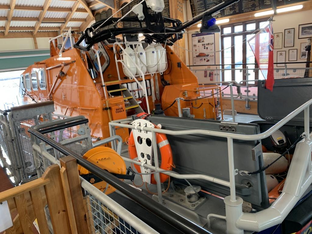 Shoreham Harbour lifeboat   Ce748f10