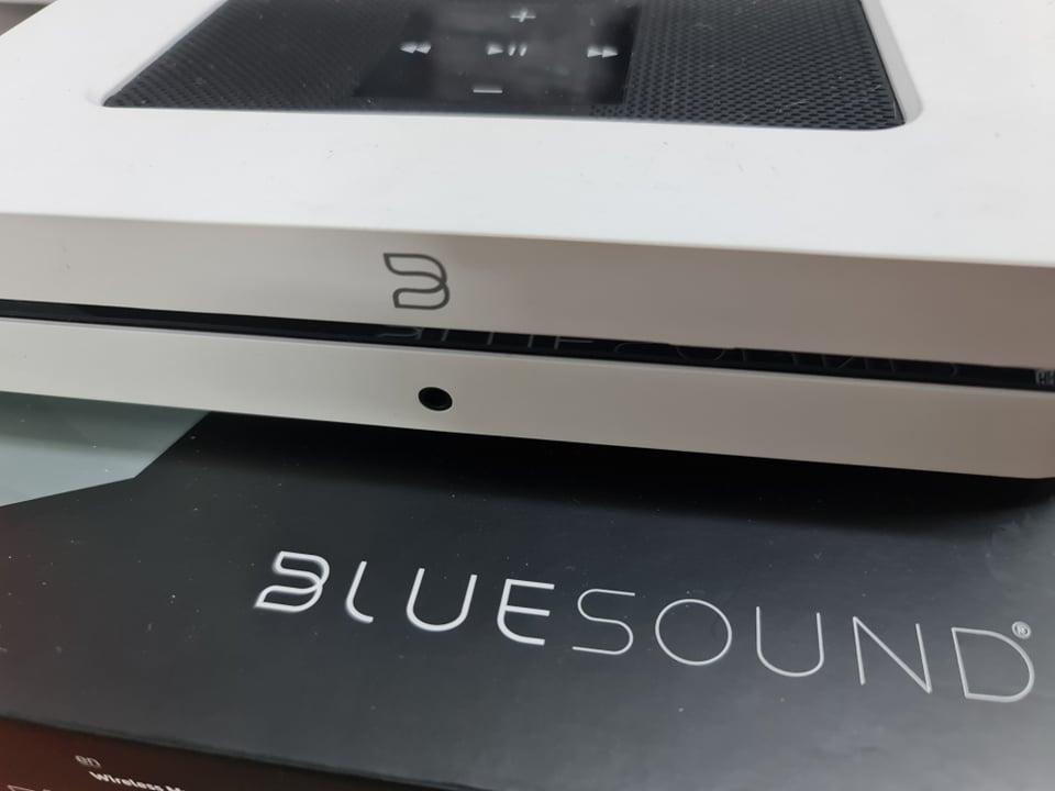 Bluesound Node 2i White SOLD(USED) 24223310