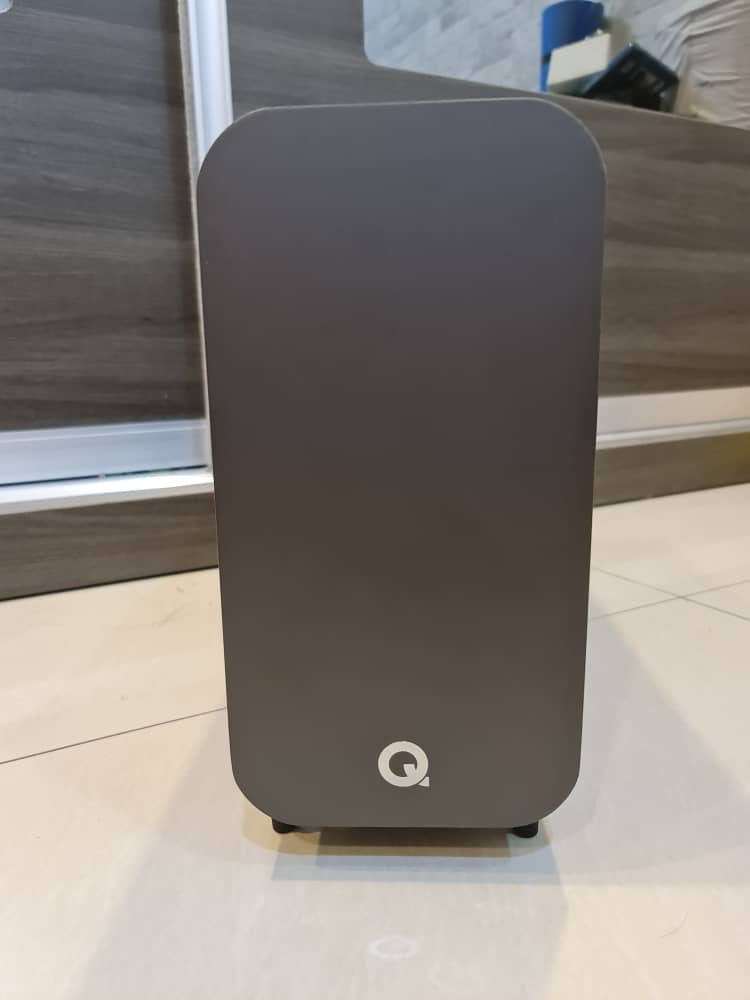Q acoustic 3060s subwoofer (USED) (SOLD) Whatsa11