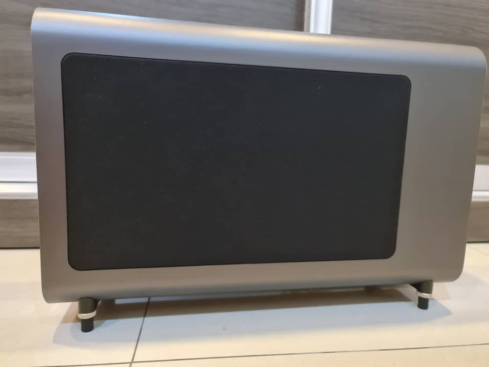 Q acoustic 3060s subwoofer (USED) (SOLD) Whatsa14
