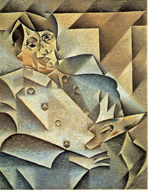 Retrato de Picasso-Juan Gris 20652810