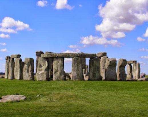 Monumentos Megaliticos - El Cromlech de Stonehenge Monume10