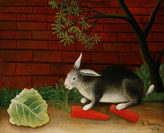 Conejo. Félix Rousseau Rabbit11