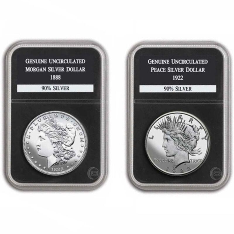 US Silver Dollars Morgan10