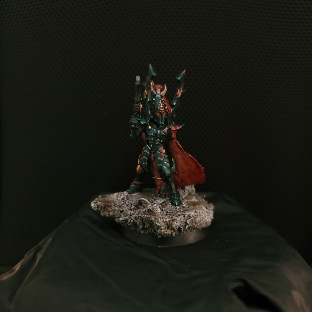 My try at the scheme of the black heart, opinions appreciated 618f1410