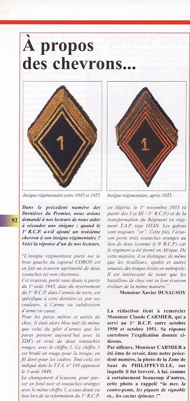 Deux soutaches à l'insigne régimentaire du 1er RCP 1er_rc11