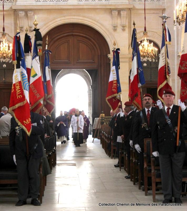 Le Général LE BOUDEC nous a quitté, cérémonie Saint-Louis des Invalides Img_8410