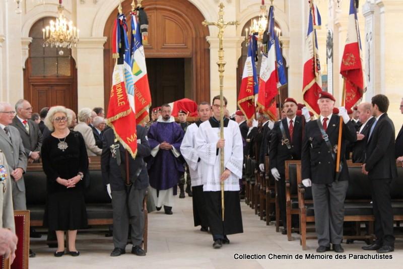 Le Général LE BOUDEC nous a quitté, cérémonie Saint-Louis des Invalides Img_8411