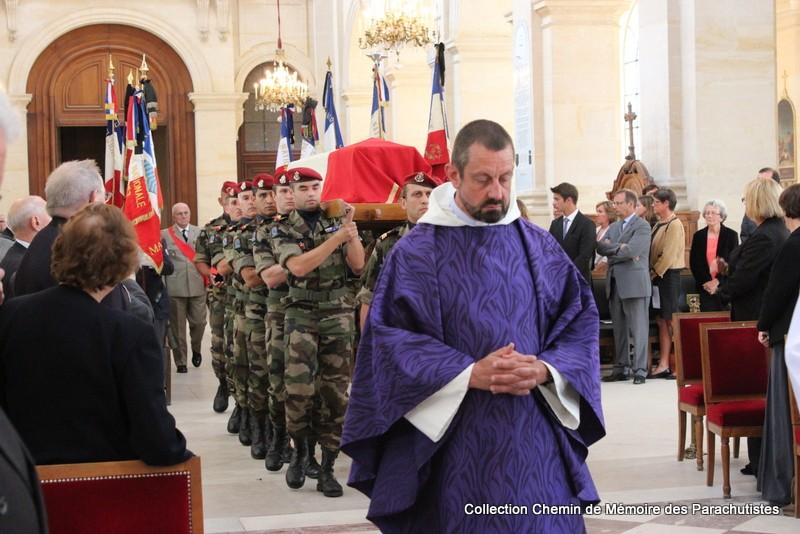 Le Général LE BOUDEC nous a quitté, cérémonie Saint-Louis des Invalides Img_8412