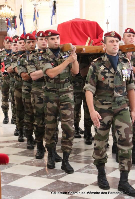 Le Général LE BOUDEC nous a quitté, cérémonie Saint-Louis des Invalides Img_8413