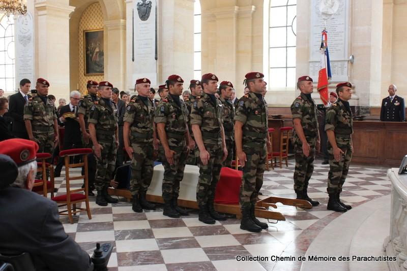 Le Général LE BOUDEC nous a quitté, cérémonie Saint-Louis des Invalides Img_8414