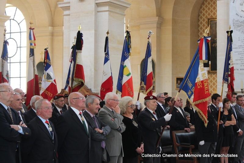 Le Général LE BOUDEC nous a quitté, cérémonie Saint-Louis des Invalides Img_8510