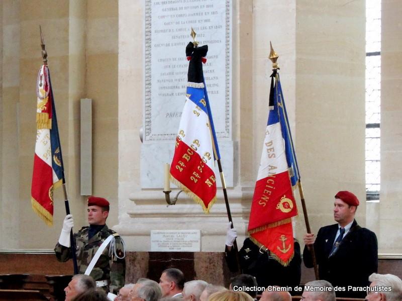 Le Général LE BOUDEC nous a quitté, cérémonie Saint-Louis des Invalides Img_8512