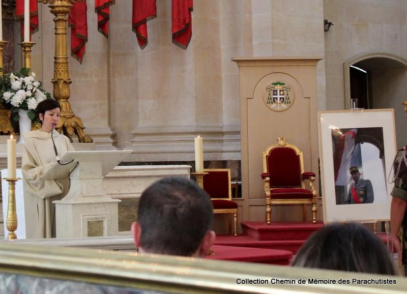 Le Général LE BOUDEC nous a quitté, cérémonie Saint-Louis des Invalides Img_8513