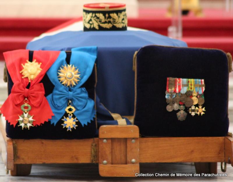 Le Général LE BOUDEC nous a quitté, cérémonie Saint-Louis des Invalides Img_8515