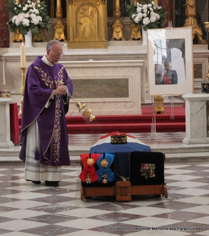 Le Général LE BOUDEC nous a quitté, cérémonie Saint-Louis des Invalides Img_8517