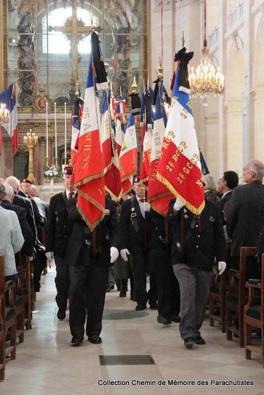 Le Général LE BOUDEC nous a quitté, cérémonie Saint-Louis des Invalides Img_8518