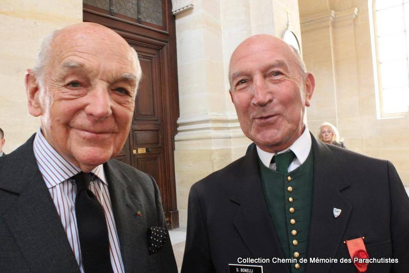 Le Général LE BOUDEC nous a quitté, cérémonie Saint-Louis des Invalides Img_8535