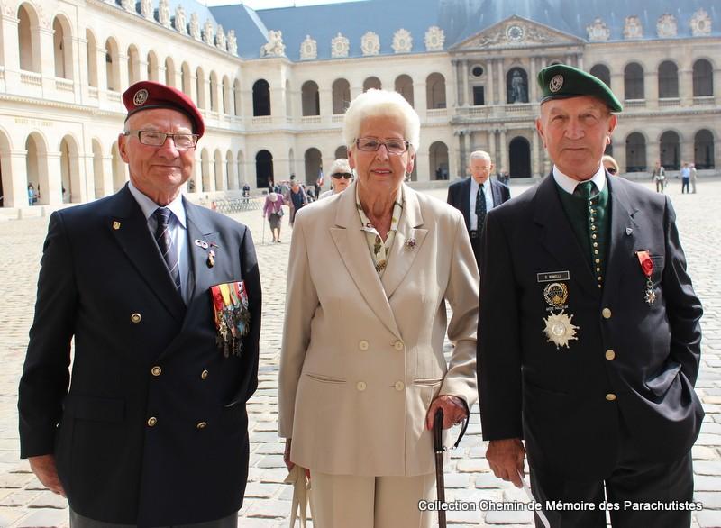 Le Général LE BOUDEC nous a quitté, cérémonie Saint-Louis des Invalides Img_8618