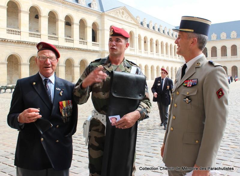Le Général LE BOUDEC nous a quitté, cérémonie Saint-Louis des Invalides Img_8620