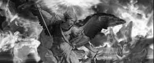 L'Archange St MICHEL Patron des Parachutistes