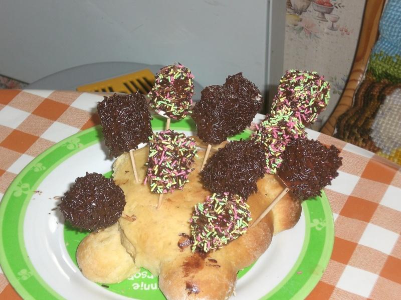 sucettes au chocolat  Cimg0010