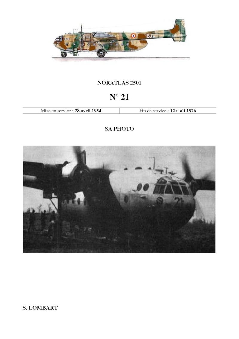 Noratlas 21 N_2110