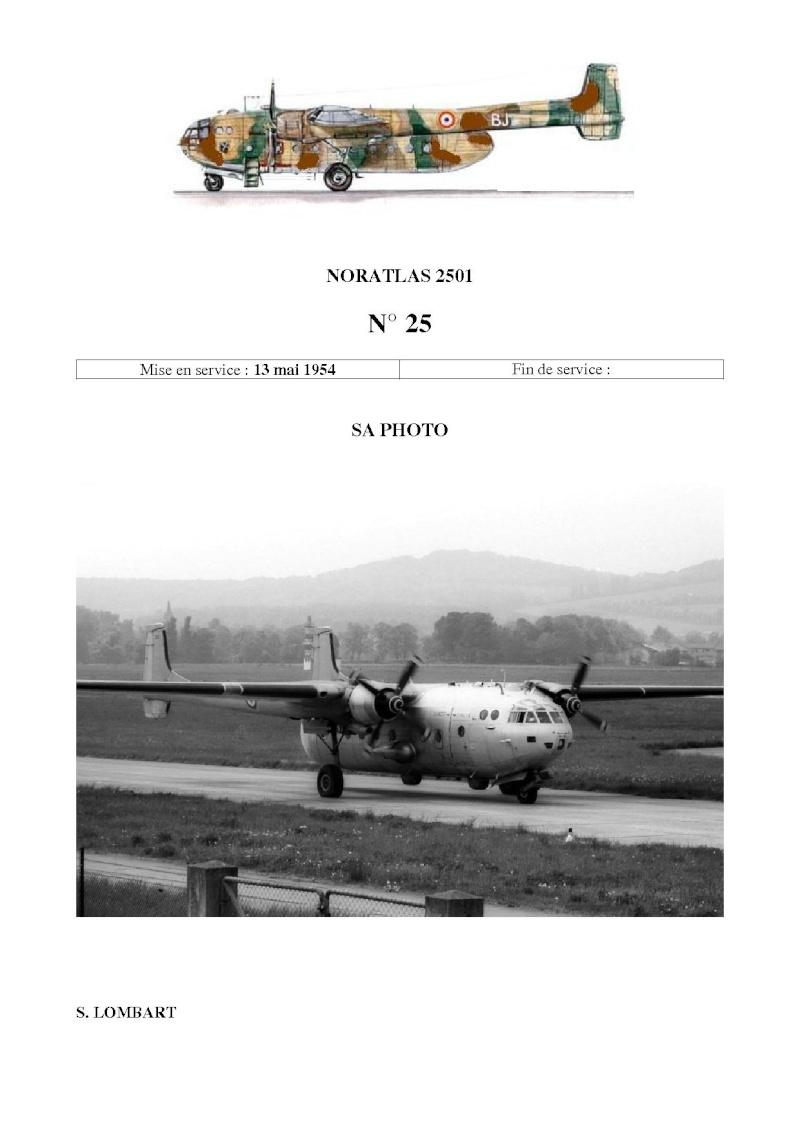 Noratlas 25 N_2511