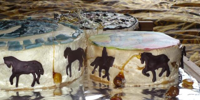 cheval, zèbre et licorne - Page 2 Cheval11
