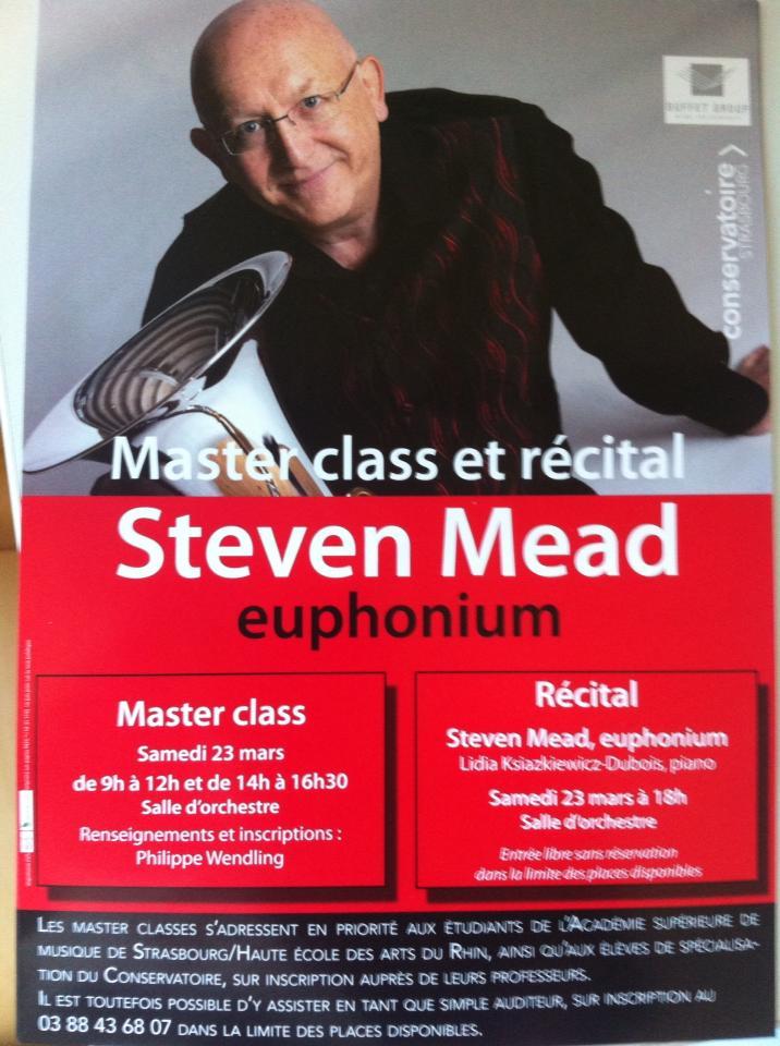 Steven MEAD à Strasbourg Steven10