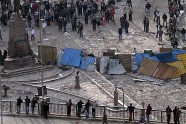 Crise en Egypte .  010