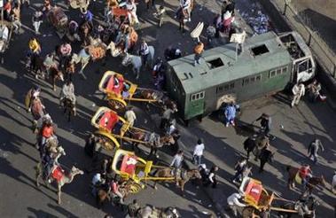 Crise en Egypte .  0510