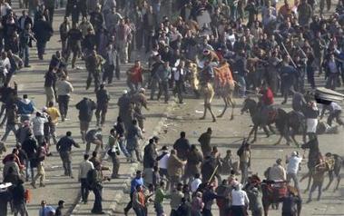 Crise en Egypte .  0610