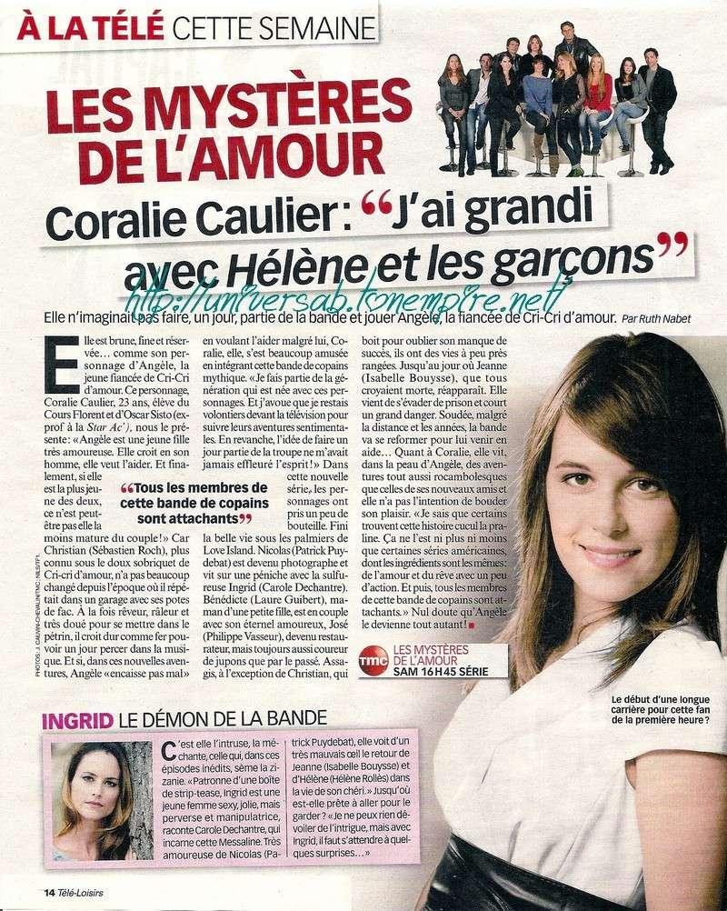 Coralie Caulier [Angèle] 00357