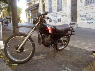 DTMX 125cc Membres / Mod. 1981 74311710