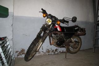 DTMX 125cc Membres / Mod. 1981 98746010