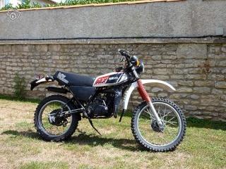 DTMX 125cc Membres / Modèles endurisés Dtmx10