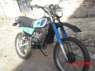 DTMX 125cc Membres / Mod. 1977 Photo_15