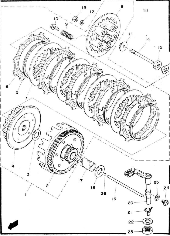 embrayage Planch10