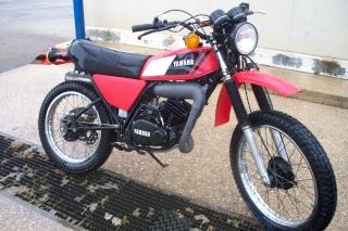 DTMX 125cc Membres / Mod. 1978 Rouge_11