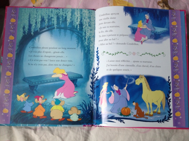 [Collection Press] N° 1 Princesses Disney - Hachette - Mars 2013 - Page 2 Img_9613