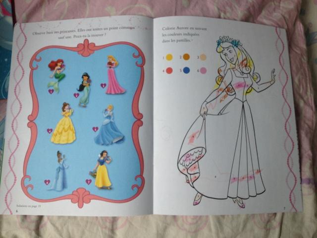 [Collection Press] N° 1 Princesses Disney - Hachette - Mars 2013 - Page 2 Img_9617