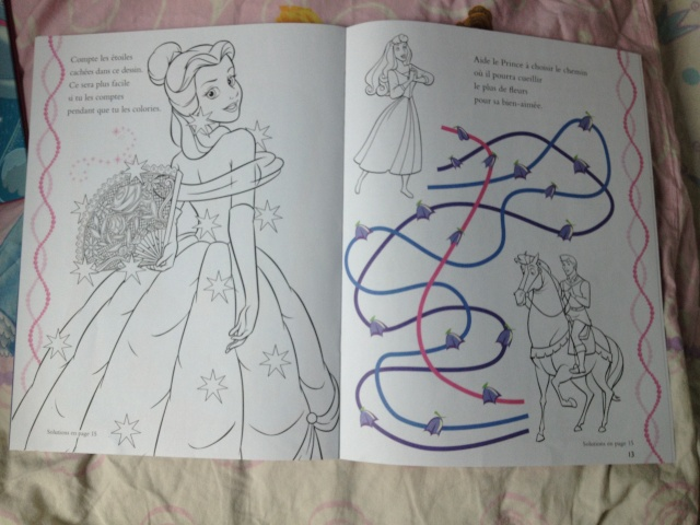 [Collection Press] N° 1 Princesses Disney - Hachette - Mars 2013 - Page 2 Img_9618