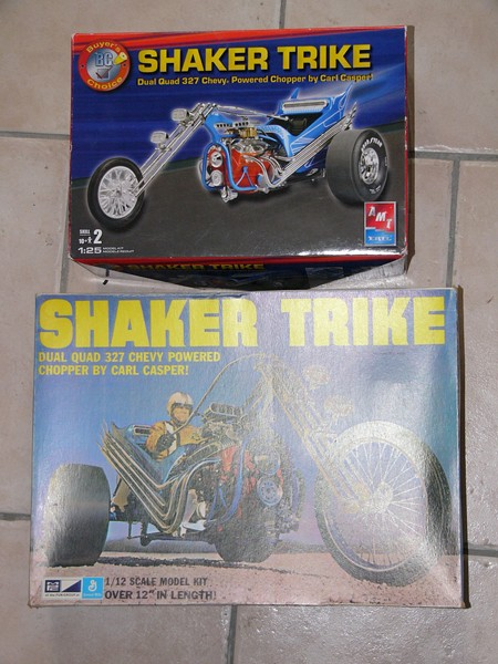 Shaker trike  Trike10