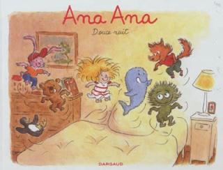 Ana Ana - Tome 1: Douce nuit [Dormal, Alexis & Roques, Dominique]  97822011