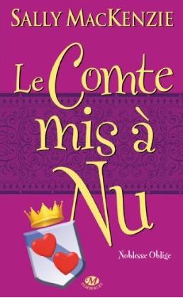 [MacKenzie, Sally] Noblesse oblige - Tome 3: Le comte mis à nu Captur72