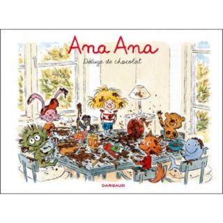 Ana Ana - Tome 2: Déluge de chocolat [Dormal, Alexis & Roques, Dominique] Deluge10