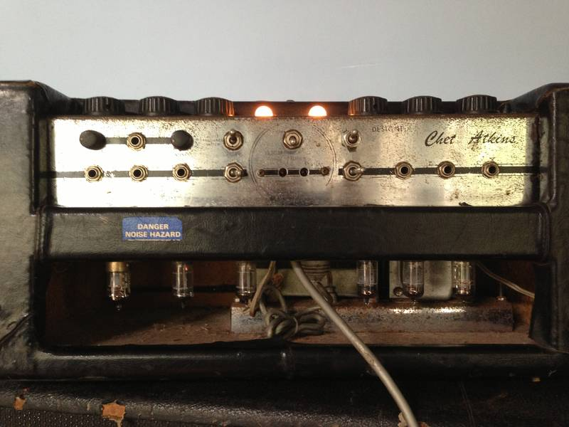 Ampli Late 60's Gretsch designed by Chet Atkins 0145lh10
