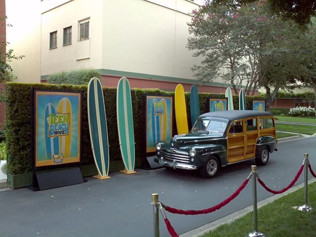 Les Woody's Surf car 10054210